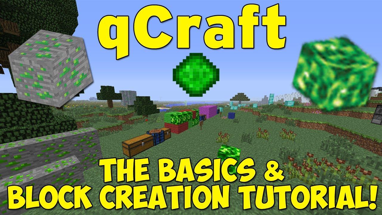 qcraft the basics & block creation tutorial (new hexxit, ftb, tekkit & aotbt mod)  entangled quantum computer hexxit.php #6