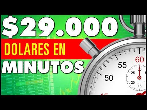 Operación en cuenta real – 27k en minutos