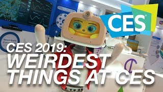 CES 2019 | Weirdest Things at CES