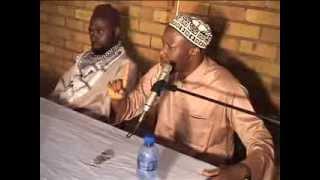 KUMJUA MUNGU - MWALIM ABDI JOHN - SOUTH AFRICA 2 - PART 1