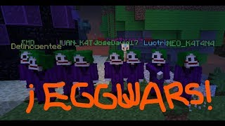 🤡TEAM JOKER🤡 - EGGWARS HALLOWEEN CUBECRAFT 2019👻