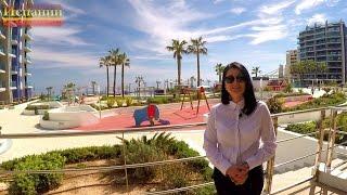 Недвижимость в Испании на берегу моря, квартира на первой линии моря, пляжа(, 2017-03-15T09:11:04.000Z)