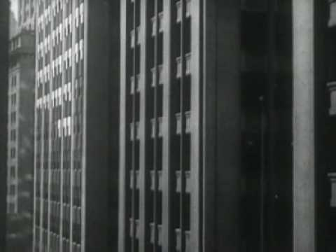 The City - 1939 Documentary - Clip 2: Is Big City Life a Good Life?