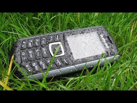 Обзор защищенного телефона Samsung E2370