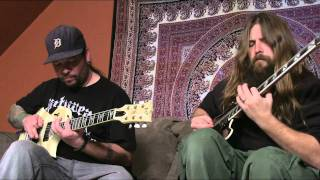 Lamb of God's Mark Morton & Willie Adler Rig demo with the Mesa RA-100 & Mark V thumbnail