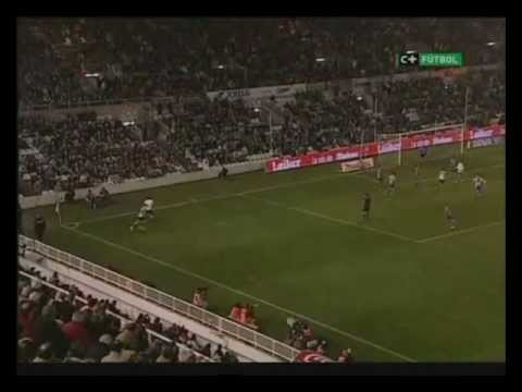 2007/08.- Racing Club Santander 0 Vs Atlético Madrid 2 (Liga - Jornada 23)