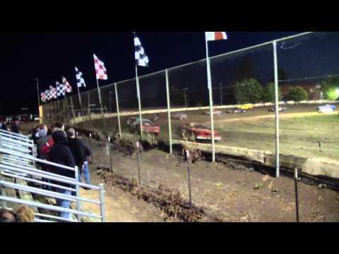 Watsonville Speedway American Stock A main 5-25-12