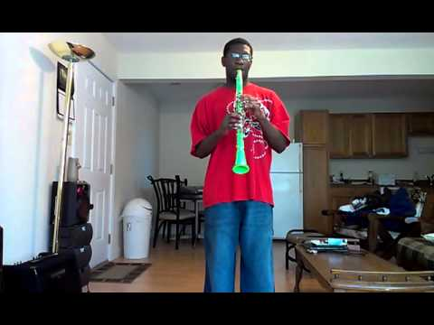Clarinet solo just the way you are by Bruno mars