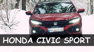видео Хэтчбек Honda Civic – 10 поколение модели едет в Америку. Хонда цивик 2016 хэтчбек