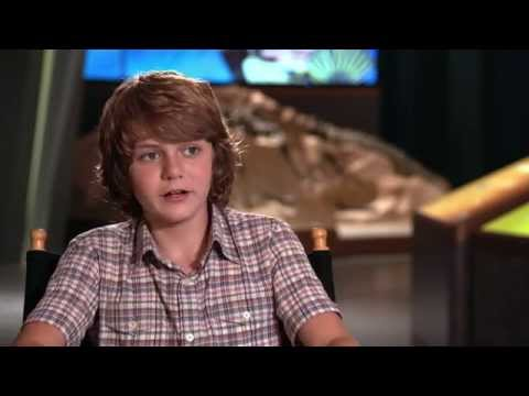 """Jurassic World """"Gray"""" Official Movie Interview - Ty Simpkins"""