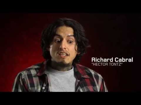 Richard Cabral's Journey as Hector Tontz on American Crime