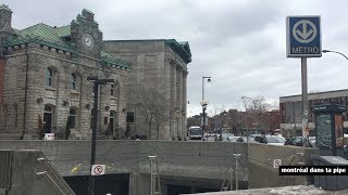Top 10 des plus belles stations de métro (de Montréal)
