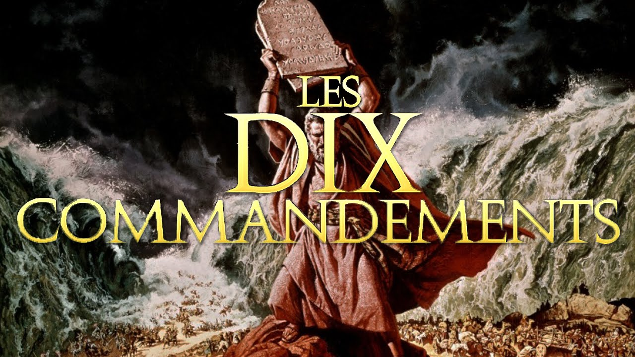 critique les dix commandements 1956 youtube. Black Bedroom Furniture Sets. Home Design Ideas