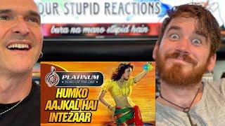 Humko Aaj Kal Hai Intezaar REACTION!! | Madhuri Dixit