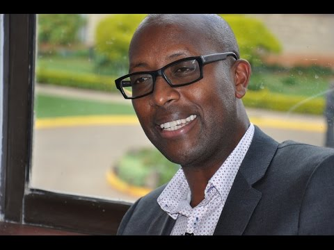 Amref Health Africa global CEO Dr. Githinji Gitahi discusses innovation in health care