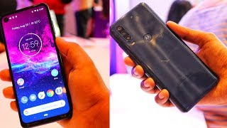 Motorola One Action Hands-on | First Impressions | Review | [Hindi]