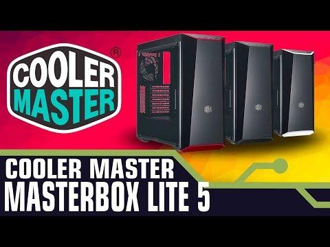 Gabinete Cooler Master | MASTERBOX LITE 5