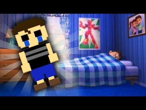 Мультфильм про фиолетового мальчика