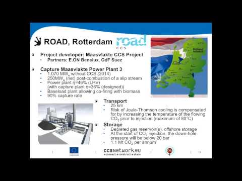 CO2 transport systems development status of three large-scale European CCS demonstration projects