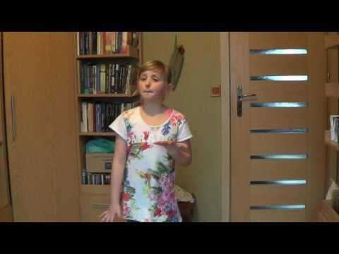 Czelodka. Liwia Jordan, lat 8