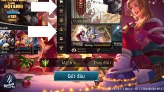 [TUTORIAL] Cara Ganti Bahasa di AOV server Vietnam / Lien Quan Mobile