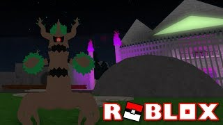 NEW CODES + TREVENANT!!!! | Pokémon Fighters EX | ROBLOX