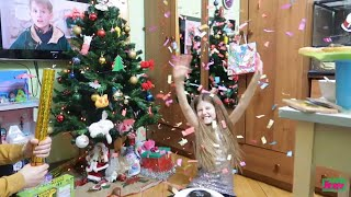 Новый год 2019! Подарки.Обмен подарками.My Gifts from Santa Новый год Подарки
