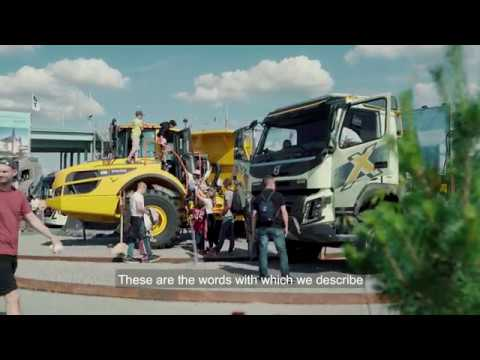 Volvo Trucks - Russian company Sovavto Saint-Petersburg has driven Volvo Trucks for 45 years