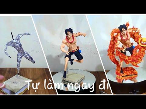 LUFFY RUFY RUBBER MANGA BANPRESTO #1 ONE PIECE FIGURE KING OF ARTIST MONKEY D