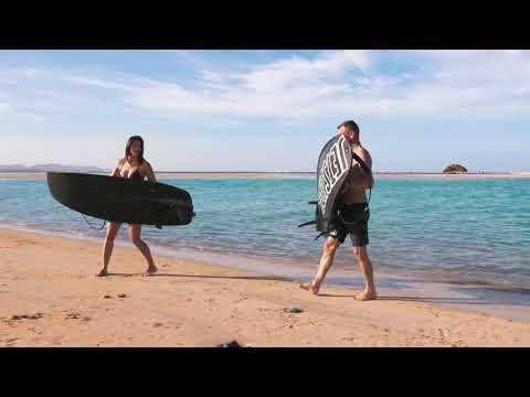 JetSurf rental:  Adventure DFI