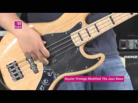 Download Youtube: Squier vs Fender bass