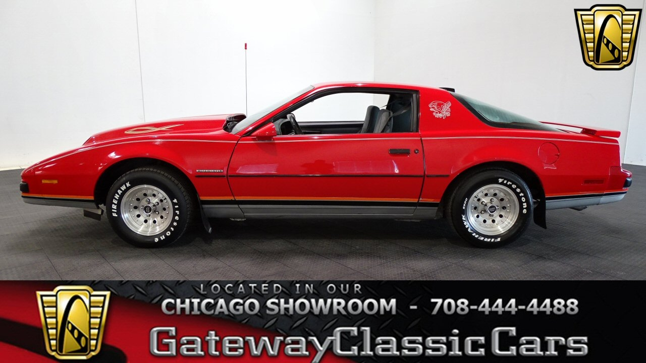 1986 Pontiac Firebird Gateway Classic Cars 1175 Youtube 1975 Cadillac Wiring Diagram