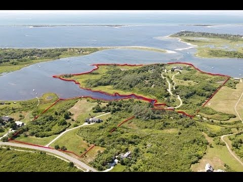 Trespassing New England's Most Expensive Property | Nantucket By Drone