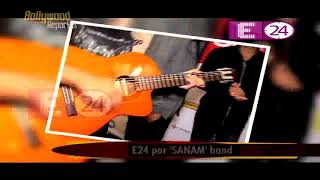 YouTube Star Sanam Band with E24