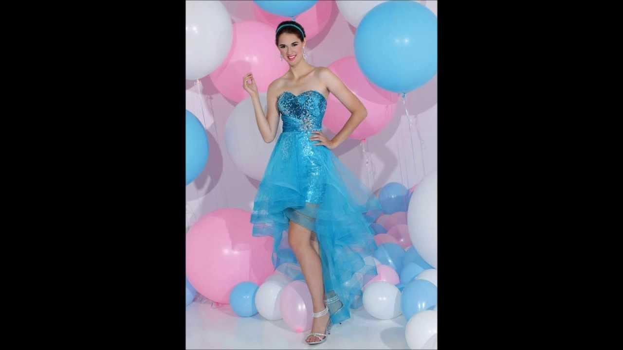 Vestidos De 15 Anos Modernos: Vestidos Cortos Para Quinceañera