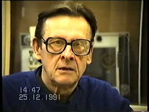 1991 introduction to Film-documents of Moscow Darwin museum