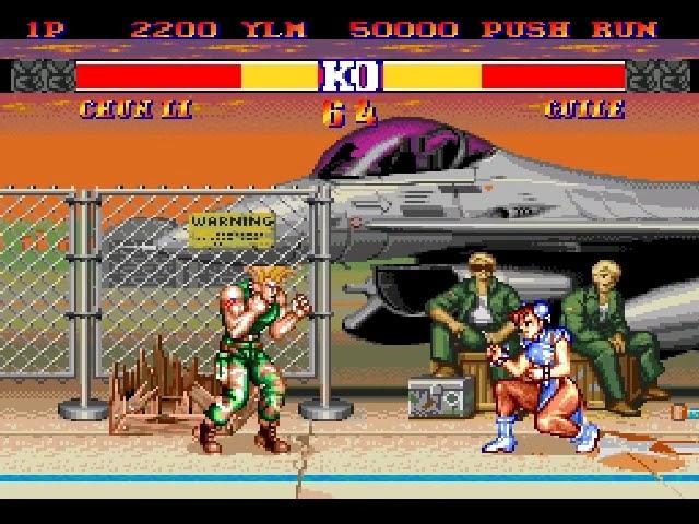 Jouez à Street Fighter II' Champion Edition sur PC Engine avec nos Bartops et Consoles Retrogaming