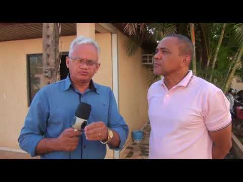 CEL  JORGE LUÍZ candidato a deputado federal visita Confresa