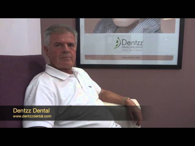 Patient from Australia sharing his Dentzz experience