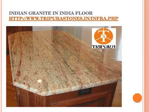 Indian Granite in India Floor