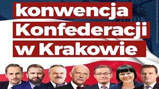 Konwencja Konfederacji w Krakowie - [LIVE]