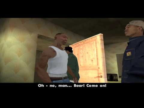 The Game In Gta San Andreas (B Dup) HQ