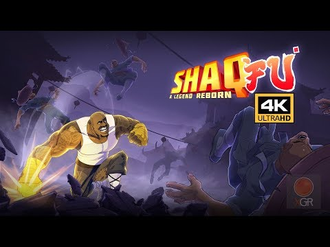 Shaq Fu A Legend Reborn 4K Gameplay