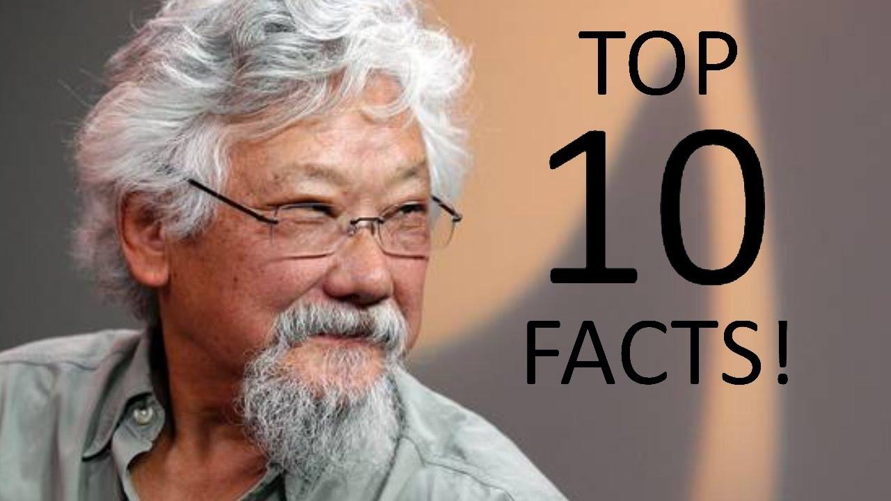10 Favourite Facts: Episode 7 - David Suzuki - YouTube