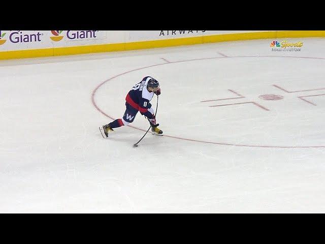 Alex Ovechkin passes Jari Kurri with 602nd NHL goal