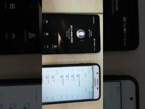 4G (Volte) to 3G