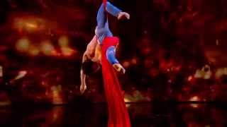 David Pereira the aerial master - Final 2013 - France's Got Talent 2013