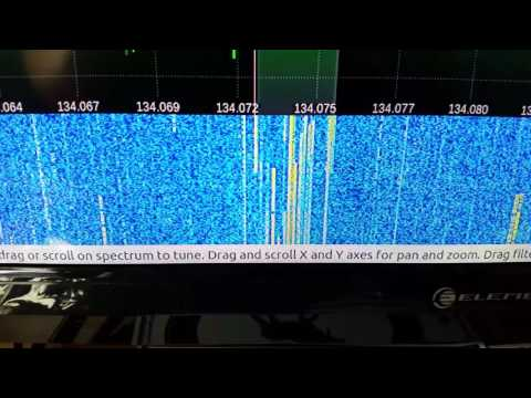 LimeSDR Receiving PSK31 on the 20m Band