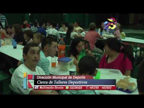 CIERRE DE ACTIVIDADES DEPENDIENTES DE LA DIRECCIÓN MUNICIPAL DE DEPORTES
