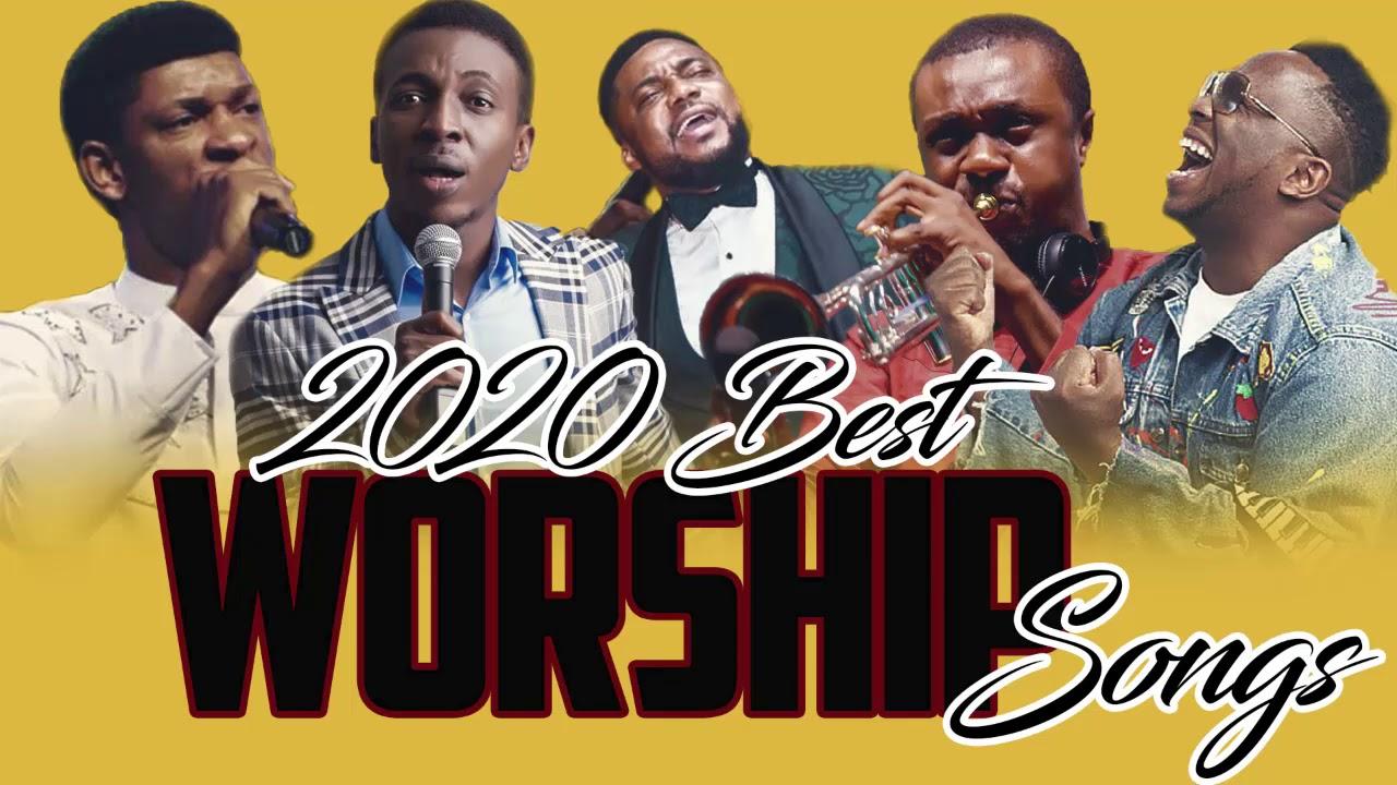 2020 Nigerian Gospel Worship Mix. Nathaniel Bassey, Eben, Steve Crown Tim Godfrey, Frank Edwards